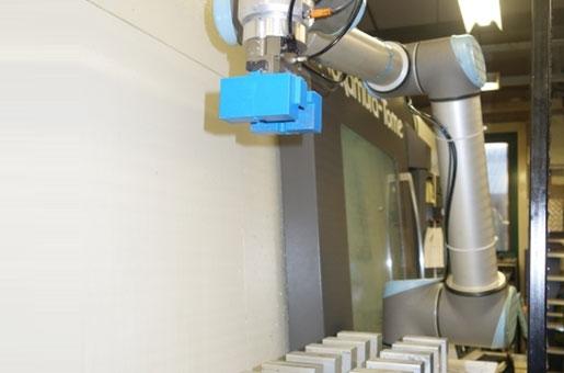 Machine Tending Automation