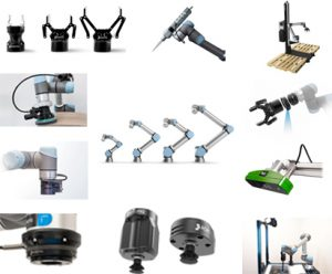 Collaborative Robots and UR+ Plug and Play Accessories